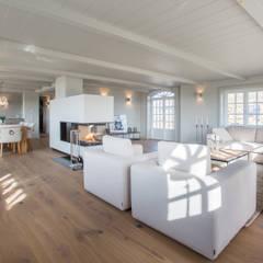 Fantastisch High End Homestaging Auf Sylt: Landhausstil Wohnzimmer Von Home Staging  Sylt GmbH