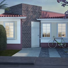 منازل تنفيذ LUBAAL construcción y arquitectura