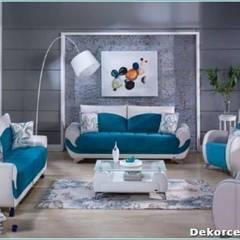seyfettinc – oturma odası: minimal tarz tarz Oturma Odası