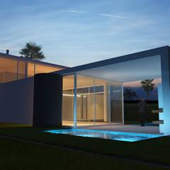 Estancias de estilo  por Maia e Moura Arquitectura