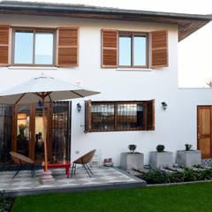 Remodelación Casa Matta: Jardines de estilo  por ARCOP Arquitectura & Construcción,