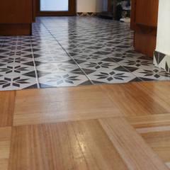 Remodelación Casa Matta: Paredes de estilo  por ARCOP Arquitectura & Construcción