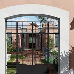 : Casas de estilo  por ARBOL Arquitectos ,Colonial