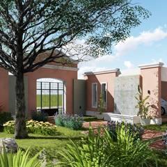 : Terrazas de estilo  por ARBOL Arquitectos ,Colonial