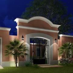 Casas de estilo  por ARBOL Arquitectos , Colonial