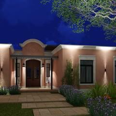 Rumah oleh ARBOL Arquitectos