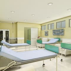 Hospitals by Marcelo Brasil Arquitetura
