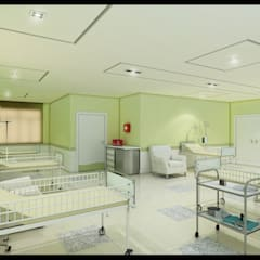 Hospital Adventista de Manaus: Hospitais  por Marcelo Brasil Arquitetura