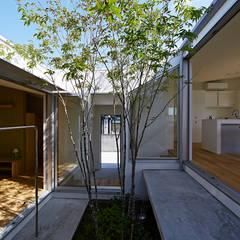 梅原の家: arc-dが手掛けた庭です。