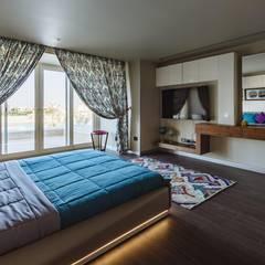 غرفة نوم تنفيذ Hany Saad Innovations, إنتقائي