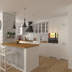 Kitchen units by HD PROJEKT