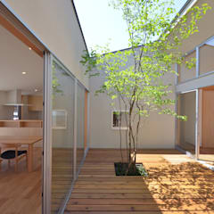 Vườn by TEKTON | テクトン建築設計事務所