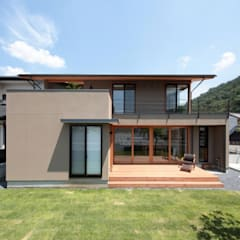 Single family home by TEKTON | テクトン建築設計事務所