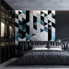 اتاق خواب by U-Style design studio