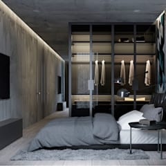 Phòng ngủ by U-Style design studio