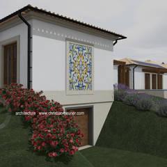Traditional Habitation - Algarve por Optimize Caprice LDA - Atelier de Arquitectura Clássico Pedra