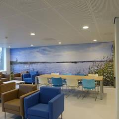 Dagverblijf:  Ziekenhuizen door Jan Detz Interieurarchitect
