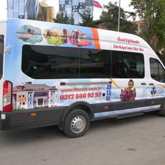 Boran Reklam – Araç Giydirme:  tarz Okullar