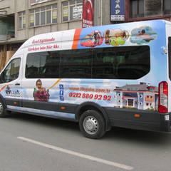 Boran Reklam – Okul Araç Giydirme:  tarz Okullar