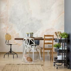 Subdued Dinning Room:  Dining room by Pixers