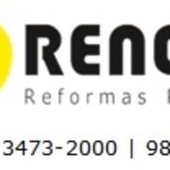 Renovo Reformas Retrofit Fachada 3473-2000 em Belo Horizonte: Edifícios comerciais  por Renovo Reformas Retrofit Fachada 3473-2000 em Belo Horizonte