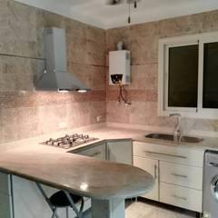 وحدات مطبخ تنفيذ New Home Architecture