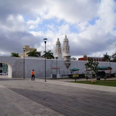 Ruang Komersial by Arketzali Taller de Arquitectura