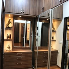 Dressing room by homify, Modern Plywood