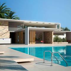modernes Spa von Villeroy & Boch
