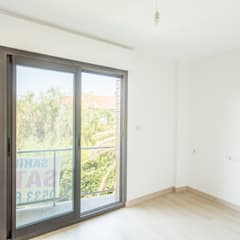 Egeli Proje – Ilıca Evi:  tarz PVC pencereler