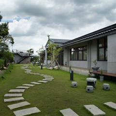 حديقة تنفيذ 夏沐森山設計整合