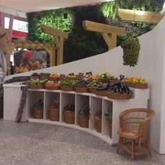 stand Madeira BTL 2016 Prémio melhor stand : Escritórios e Espaços de trabalho  por Novintegral