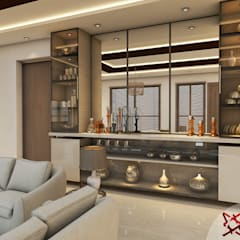 LIVING ROOM   VIEW 1: Living Room By MAD DESIGN