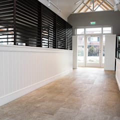 beadboard.de - stilvolle Wände :  Geschäftsräume & Stores von www.beadboard.de