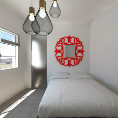 Bedroom by IDlab ,
