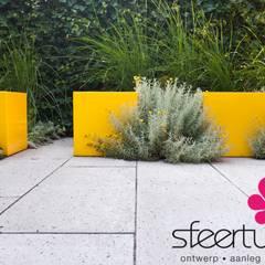 50 Tinten Geel:  Tuin door Sfeertuinen