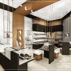 :  Commercial Spaces by KOKON zespół architektoniczny