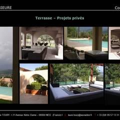 Exterieur: Maisons de style de style Classique par Architecture interieure Laure Toury