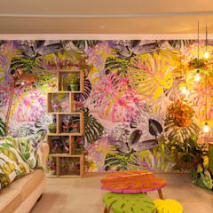 Durban Decorex 2017:  Living room by Redesign Interiors