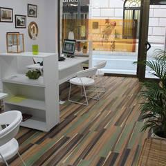 Inmobiliaria Fincas Sefer en Vila-real (Castellón): Espacios comerciales de estilo  de El Mussol Rosa