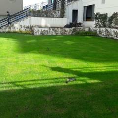 GDM İNŞAAT SAN ve TİC LTD ŞTİ – PROJELER: klasik tarz tarz Bahçe