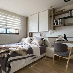 غرفة نوم تنفيذ Moooi Design 驀翊設計
