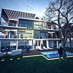Villa by Saif Mourad Creations