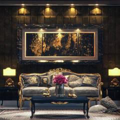 Living room by Vanilla Studio,