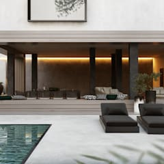 Villas by DZINE & CO, Arquitectura e Design de Interiores