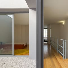 doze casas Jardins de Inverno modernos por murmuro Moderno