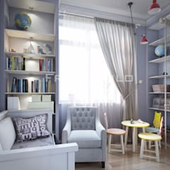 Boys Bedroom by Frandgulo