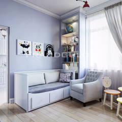 Kamar tidur anak laki-laki by Frandgulo