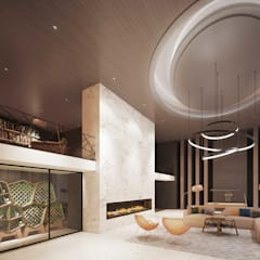 Design de Interiores - Wine Design: Adegas  por Volo Vinis