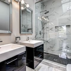 Elderfield Cres:  Bathroom by Contempo Studio,